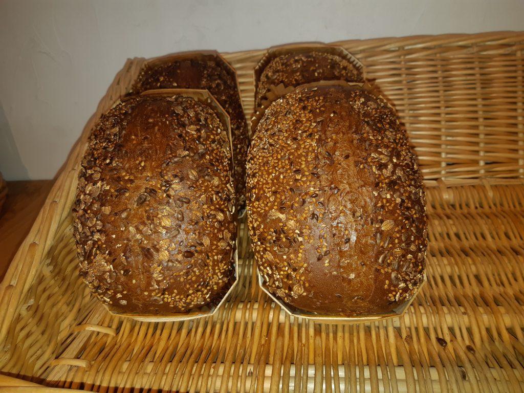 pavé du port pain noir au céréale à dinan